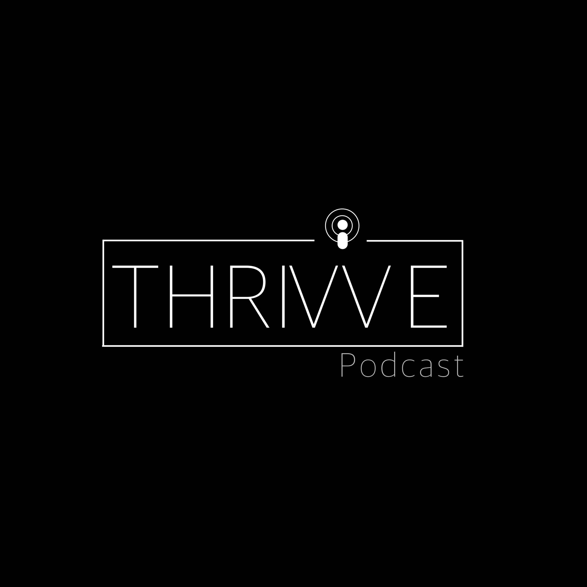 Introducing the Thrivve Podcast
